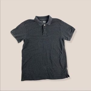 Old Navy The Classic Polo Grey T-shirt M